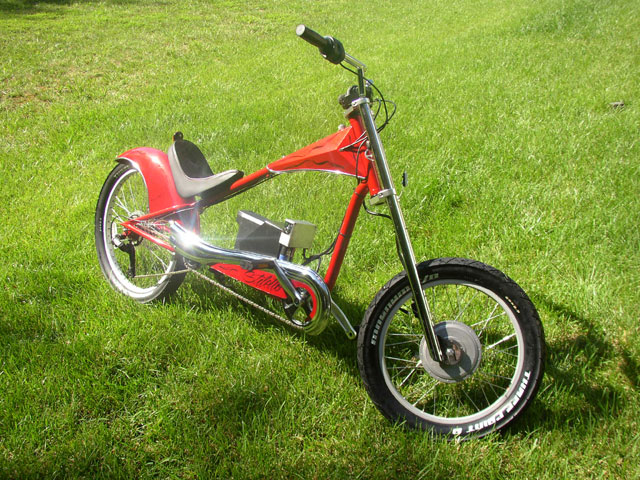 Scooterwerks Electric Stiletto